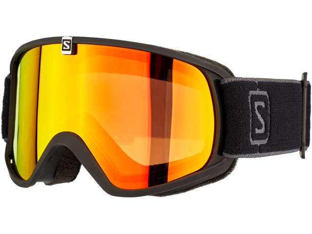 Salomon Juniors Trigger Goggles Black